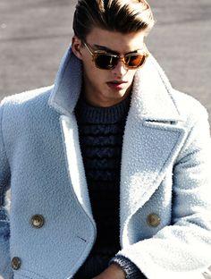 justdropithere: Daan van der Deen by Tomas Falmer - PLAZA Uomo Lund, Look 2015, Stephen James, Mens Suits, Suit Men, Business Fashion, Menswear, Mens Fashion, Fashion 2015