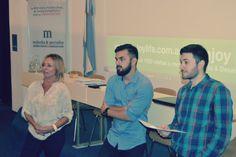 Éxito en el Seminario de Capacitación #Marketing Relacional