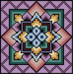 http://koksicek.blogspot.cz/2016/02/predlohy-na-polstare-jpg-embroidery-on.html Tapestry Crochet, Blackwork Patterns, Crochet Stitches Patterns, Embroidery Patterns Free, Beaded Cross Stitch, Cross Stitch Heart, Cross Stitch Embroidery, Cross Stitching, Cross Stitch Designs
