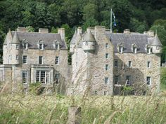 Castle Menzies - Property generally open to visitors