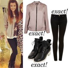 """eleanor today"" by eleanor-calder-outfits ❤ liked on Polyvore"