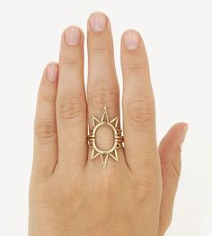 Sun Ring by Avrocomy on Scoutmob