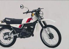1981 Yamaha DT125 MX (Add)