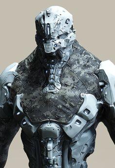 "ghost-bat: ""BioMech 2 By Edgeflow """