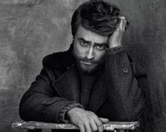 Daniel Radcliffe for Icon El Pais by Michael Schwartz