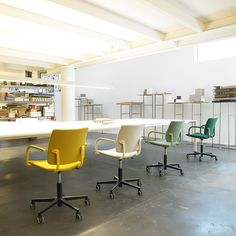 Bio L chairs by Josep Lluscà and produced by Enea Design.   http://www.eneadesign.com/en/products/by_collection/bio_l/