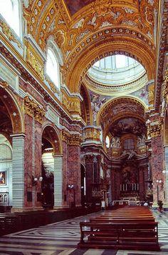 chiesa dei Santi Ambrogio e Carlo al Corso, Roma   Flickr - Photo Sharing!