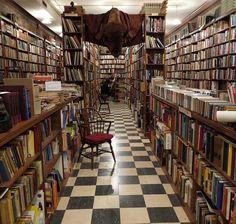 Strategies for Bringing the Used Bookstore Into the 20th (sic) Century