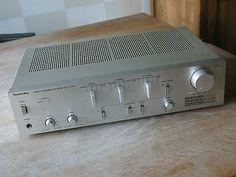Vintage (1984) TECHNICS SU-V505 Stereo Integrated Amplifier