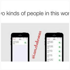 2 kinds of people in the world!  Yeah I'm the 2nd one! (:) I'm not an early morning person at all...but I've gotta do it!  Anybody share my pain?  MornTing Y'all!  LIKE/SHARE http://ift.tt/1ov6K4T Twitter @CHEKnows Periscope @CHEKnows  #CHEKnows #BeWell #BeBlessed #BeGreat #BeEpic #BeAwesome #BeYou #BeDope #BeHappy #fitspo #fitfam #FitChick #NPC #fitmom #figurepro #masterfigure #girlswholift #girlswithmuscles #bodybuilder #eatcleangetlean #nutrition #motivation #teamfitness #instafitness…