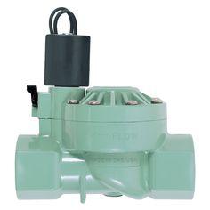 Orbit 1-inch Automatic Inline Control Valve (Sprinkler System), Green (Plastic)