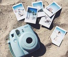 beach Polaroid Instax, Instax Mini Camera, Instax Mini 8, Fujifilm Instax Mini, Instax 8, Poloroid Film, Vintage Polaroid Camera, Fuji Instax, Vintage Cameras