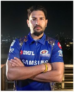 Finding Mumbai Indians squad for IPL Then get complete squad, roster, team and list of players for Mumbai Indians in Indian Premier League season. India Cricket Team, Cricket Sport, Ipl Cricket Games, Mumbai Indians Ipl, Mi Images, Yuvraj Singh, Lehenga Wedding, Blue Army, Team Player