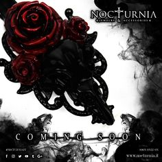 New products will be soon available only on www.nocturnia.it #nocturniait