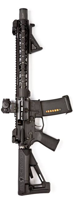 An AXTS, Rainier Arms, and Magpul build by Stickman.