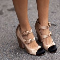 Chanel Pumps - OMG I WANT THESE!!!!!!!!!!!!!!!!!!!!!!!!!!!!!!!!!!!!!