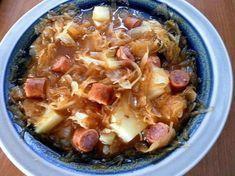 Valašska zelnacka Unstuffed Cabbage Soup, Intermittent Fasting, Get Healthy, Chili, Oatmeal, Pork, Low Carb, Keto, Breakfast