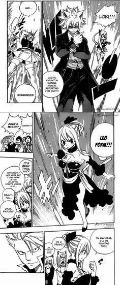 Lucy and Loki -Fairy Tail