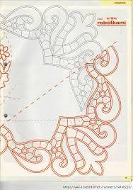 Le Tende 5 Буклет вышивки ришелье. - Google Search
