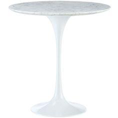 "Lippa 20"" Marble Side Table - side table option - $189.75"