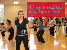9 reasons to try group exercise classes (and find the perfect one for you!)