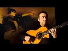 Eva yerbabuena y singer sargent en la pelicula Flamenco, flamenco de C.  saura