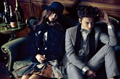 Vogue Girl September 2012