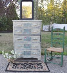 Scrumptious Shabby Chic With Old Fashioned Milk Paint | Hometalk