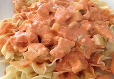 Chorizo WW Chicken Sauce - Main Course and Recipe - Plat principal - Healthy Crockpot Recipes, Ww Recipes, Healthy Dinner Recipes, Chicken Recipes, Recipe Chicken, Sauce Chorizo, Chicken Chorizo, Chicken Sauce, Creamy Tomato Sauce