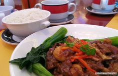 The Rebel Sweetheart.: Hong Kong Holiday   Chef Mickey + Hollywood & Dine.