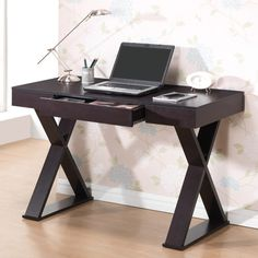 Found it at Wayfair - Trendy Writing Desk with Drawer