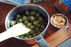 Frk. Kræsen: Opskrift: Tærte med stikkelsbær