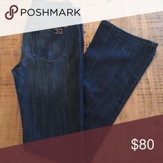 Joes Jeans Joes Jeans nice dark wash.. Fit muse bootcut.. Perfect condition only worn once Joe's Jeans Jeans Flare & Wide Leg