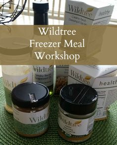 Have you been invited to a Wildtree Freezer Meal Workshop yet? You are going to want to read this before ultimately saying yes. Trust me.