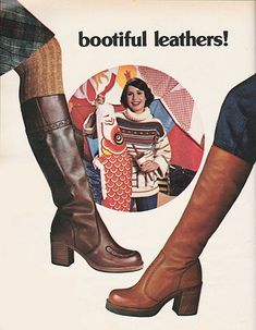 1977. Bakers & Leeds - Need Boots like these, they're not made like this now.