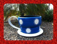 one of my lastest .... the cute teacup!