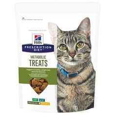 Hill's Prescription Diet Feline Metabolic Advanced Weight Solution Cat Treats oz bag *** Nice of your presence to drop by to see the picture. (This is our affiliate link) Cat Food Coupons, Food Recalls, Cat Treats, Healthy Weight Loss, Metabolism, Pet Supplies, Diet, Bag, Per Diem