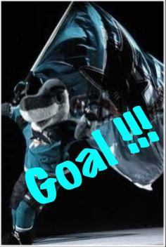San Jose Sharks : GOAL !!!!
