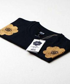 Bunga terung gold t-shirt. Classic fit made by Selva
