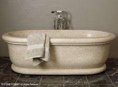 Stone Forest Roman Bathtub