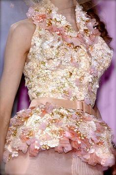 Christian Dior detail