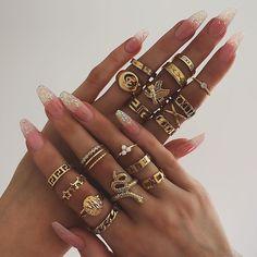 The online destination for bohemian jewellery Nail Jewelry, Cute Jewelry, Jewelery, Jewelry Accessories, Fashion Accessories, Fashion Jewelry, Fashion Necklace, Piercings, Bohemian Jewellery