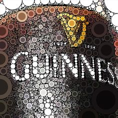 A photograph by photographer Niall O Cleirigh of a pint of Guiness photographed on a iPhone and processed into circles using Percolator www,essentia. Circles, Irish, Mood, Play, Iphone, Photography, Photograph, Irish Language, Fotografie