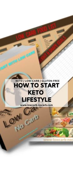 Easy step by step instructions on how to start with Low Carb or Keto lifestyle for a complete beginner to help your with few first days. Sugar Free Diet, Gluten Free Diet, Sugar Free Recipes, Low Carb Recipes, Banting Recipes, Keto Carbs, Low Carb Keto, Workout To Lose Weight Fast, Starting Keto