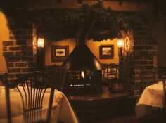 """dinner at """"The Port of Red wing"""" in the St. James Hotel"""