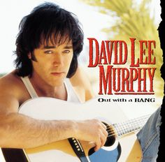 David Lee Murphy---- he sang Dust on The Bottle at Luke Bryan's concert I went to on March 22, 2013 in Fayetteville, NC