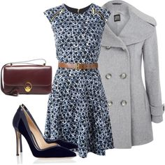 """Navy"" by m-isa-bell on Polyvore"