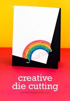 Rainbow -Jennifer-McGuire-Ink