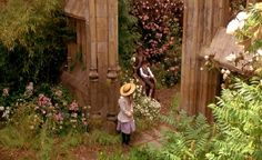 Beautiful Secret Gardens Fairy | The Secret Garden DVD 1993 garden.jpeg
