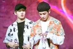JungKook e Taehyung